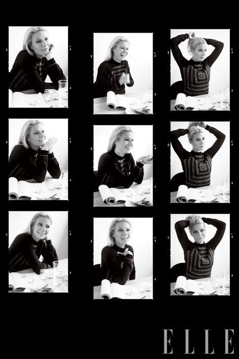 Съёмка: Гвинет Пэлтроу для Elle. Изображение № 3.