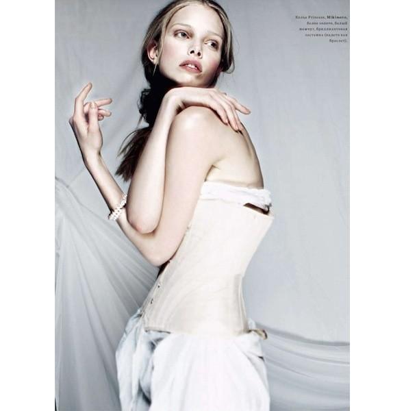 5 новых съемок: Amica, Elle, Harper's Bazaar, Vogue. Изображение № 26.