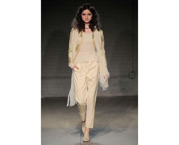 Неделя моды в Нью-Йорке: первые показы. Изображение № 56.