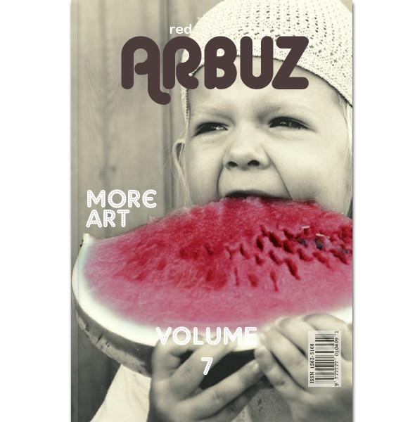 """Журнал """"Arbuz"""" 7 (седьмой)!. Изображение № 1."""