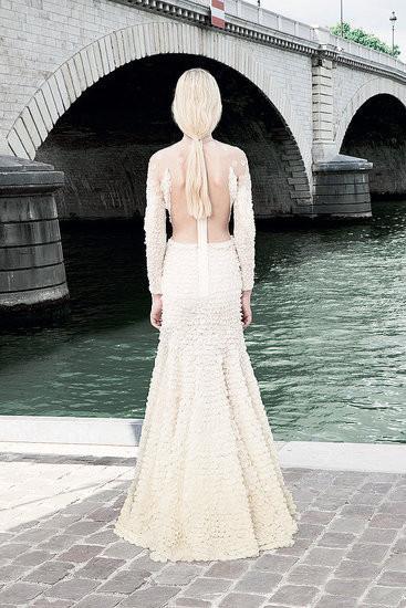 Изображение 2. Показана новая кутюрная коллекция Givenchy.. Изображение № 12.