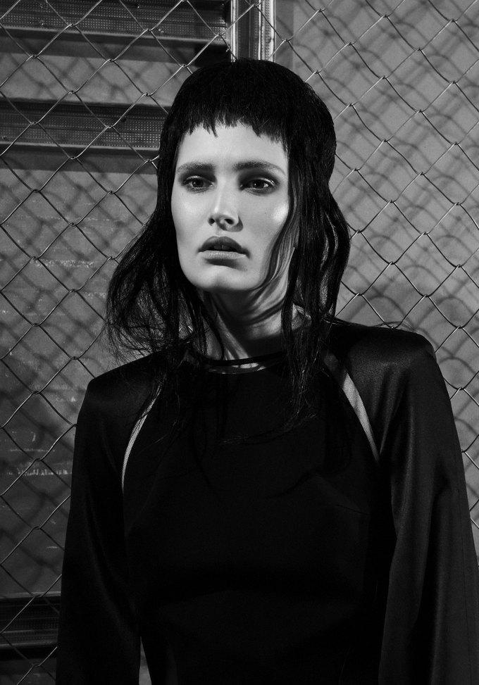 Алла Костромичева снялась для OMELYA atelier. Изображение № 1.
