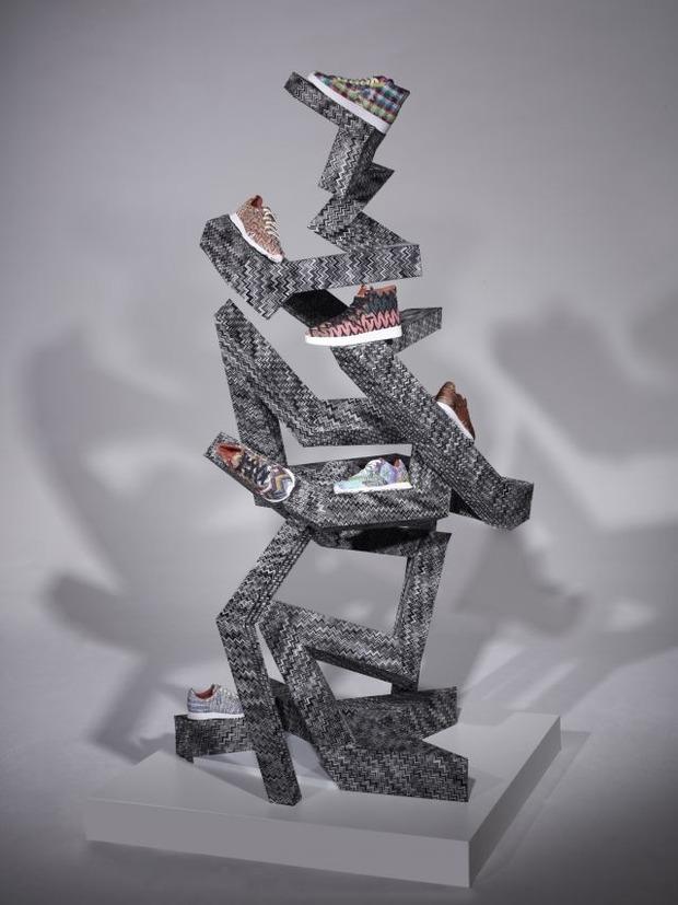 Converse и Missoni создали капсульную коллекцию обуви. Изображение № 2.
