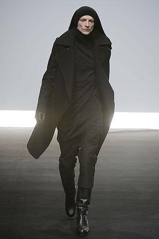 Rick Owens Fall 2009. Изображение № 19.