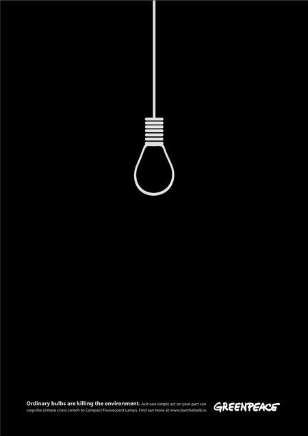 Greenpeace ads. VolumeII. Изображение № 9.