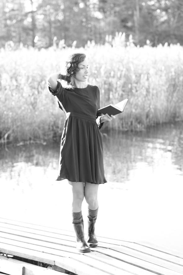 Осень. Поэт Мария Кузьмина. Изображение № 17.
