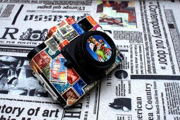 Подборка креативных фотоаппаратов и не только. Изображение № 2.