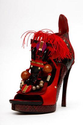 Top-10 SS09 collections (Paris FW) поверсии Style. com. Изображение № 37.