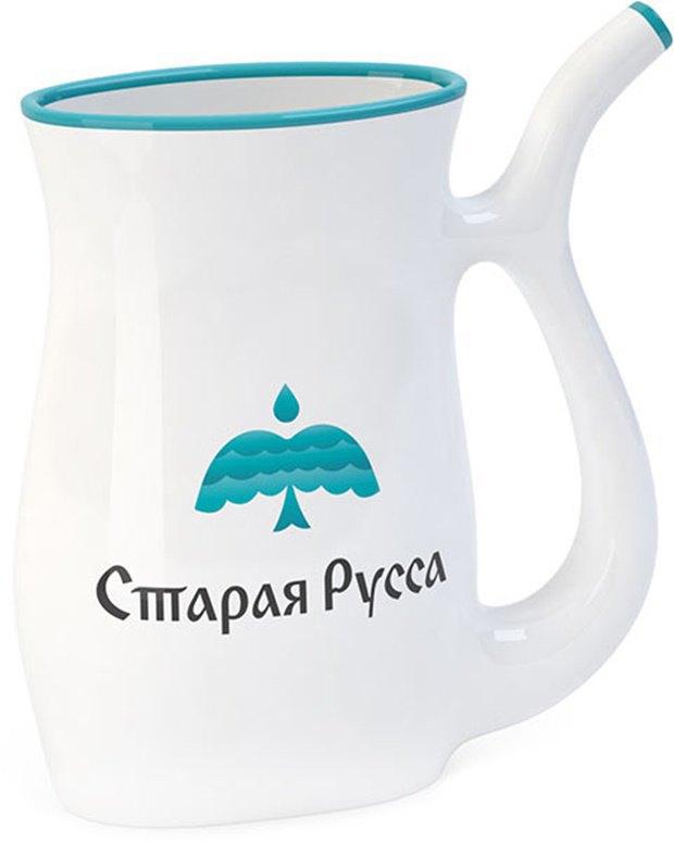 «Студия Артемия Лебедева» выложила логотип Старой Руссы. Изображение № 5.