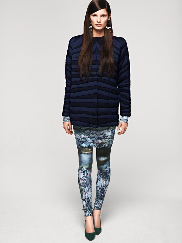 Лукбуки: H&M, Free People, Mango и Zara. Изображение № 2.