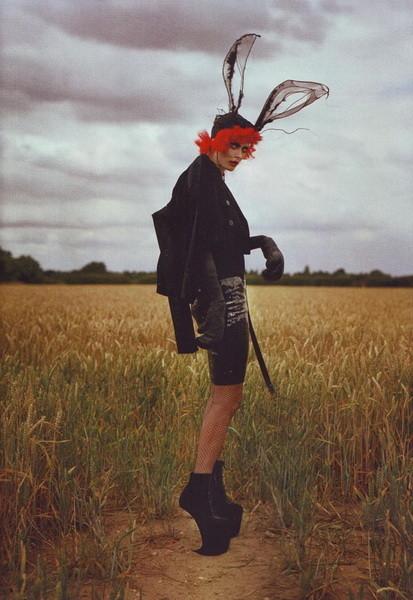 TimBurton's tric (Harper's Bazaar US). Изображение № 11.