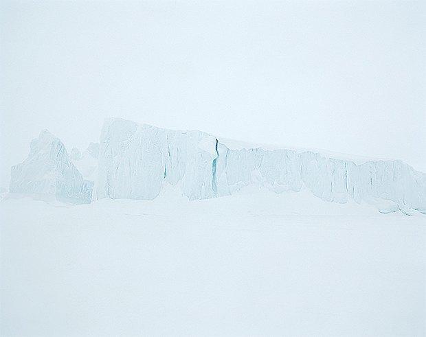 Молчаливые пейзажи Антарктиды . Изображение № 1.