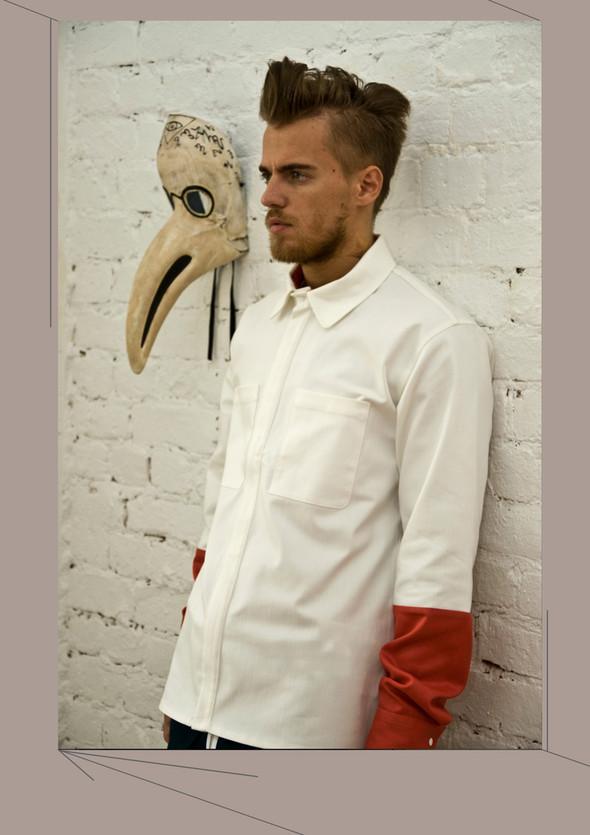 GeraGold мужская одежда. Изображение № 2.
