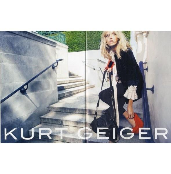 Кампания: Kurt Geiger FW 2011. Изображение № 2.