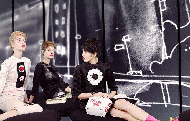 Вышел лукбук Prada из серии Real Fantasies. Изображение № 18.