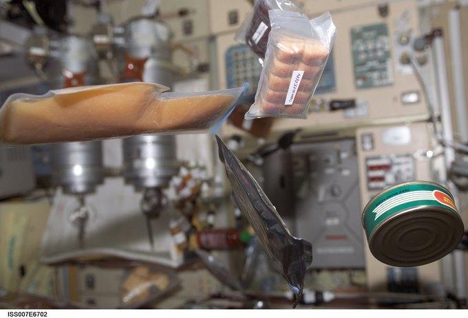 NASA попробует накормить астронавтов ГМ-бактериями. Изображение № 1.