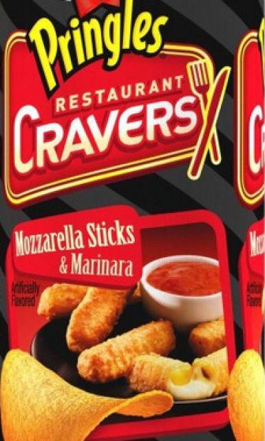Несъедобное съедобно - какие бывают чипсы. Изображение № 46.