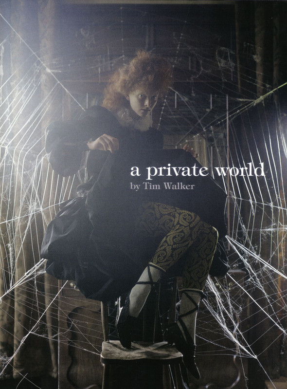 Private world byTim Walker. Изображение № 1.