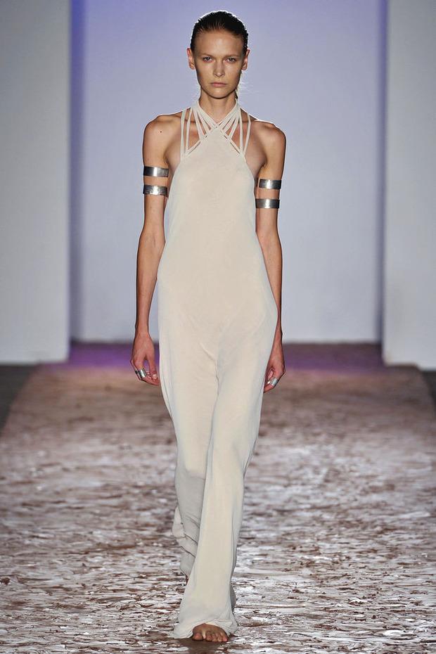 Неделя моды в Нью-Йорке: День 1. Изображение № 21.