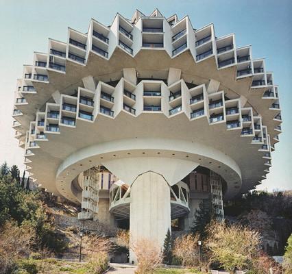 Арт-альбомы недели: 10 книг об утопической архитектуре. Изображение № 21.