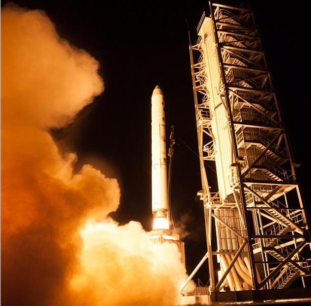 НАСА завело аккаунт в Instagram. Изображение № 1.