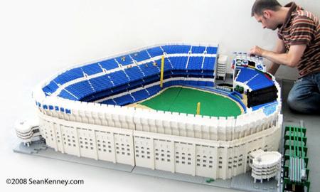 Lego Yankee Stadium. Изображение № 1.