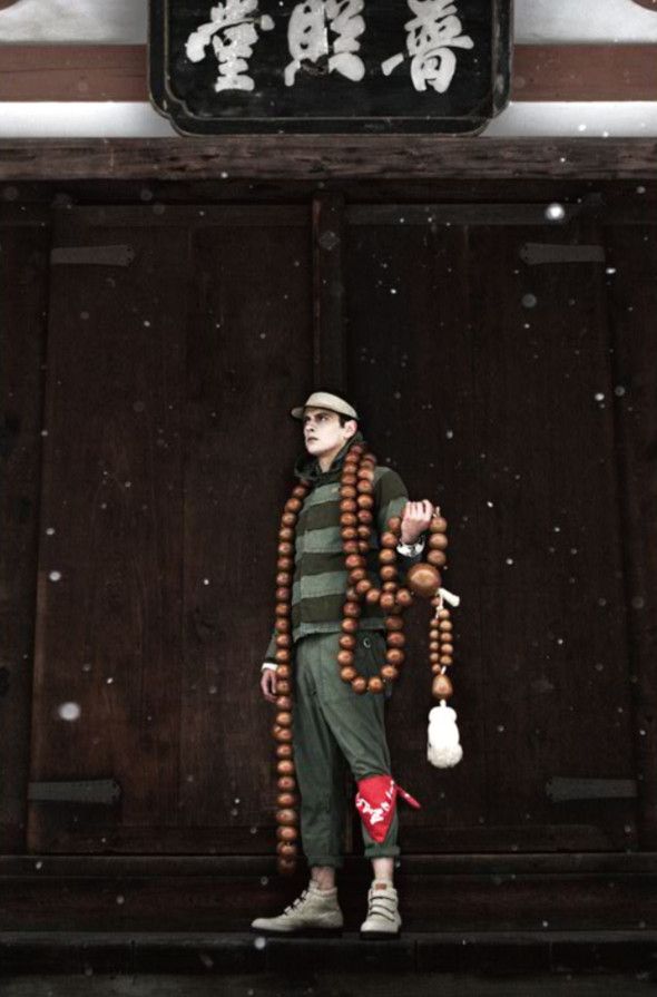 """Изображение 7. SASQUATCHfabrix. 2011 """"Zenarchy"""" Лукбук.. Изображение № 7."""