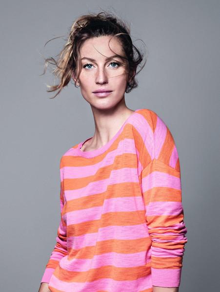 Жизель Бундхен представила новую коллекцию марки Esprit. Изображение № 2.