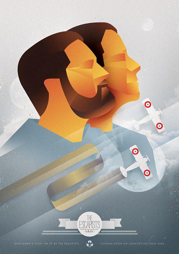 Секреты графического дизайна от ELROY в проекте TEN by Fotolia. Изображение № 11.