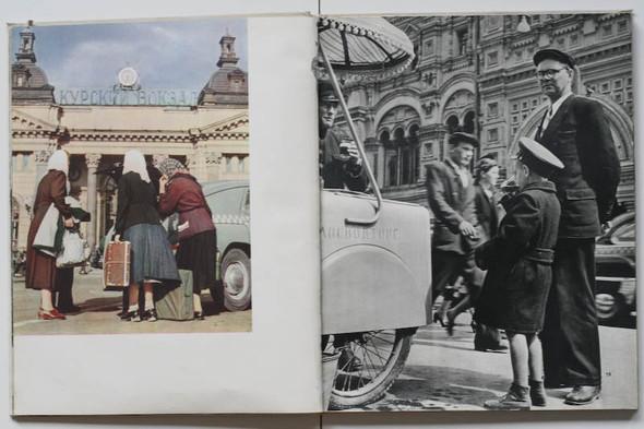 Erich Einhorn. Москва 1959. Изображение № 10.