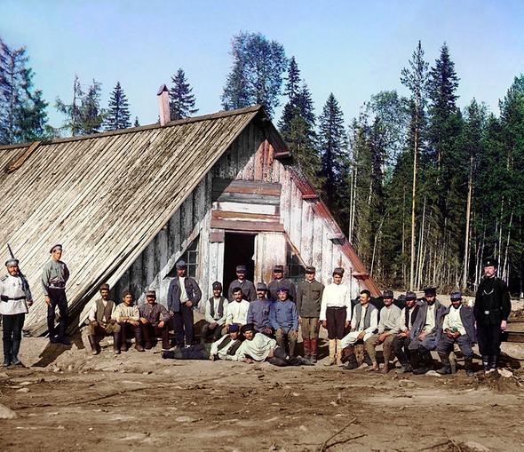 Цветные фотографии России в период с 1904-1916. Изображение № 36.