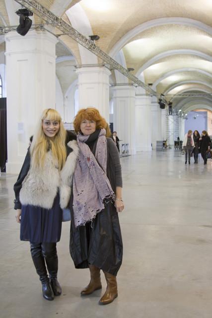 Фотоотчет о семинаре Лидевью Эделькорт в Киеве. Изображение № 2.
