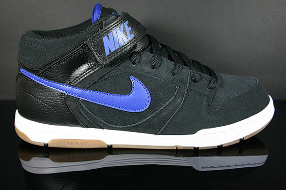 NIKE AIR TWILIGHT (DRENCHED BLUE). Изображение № 2.