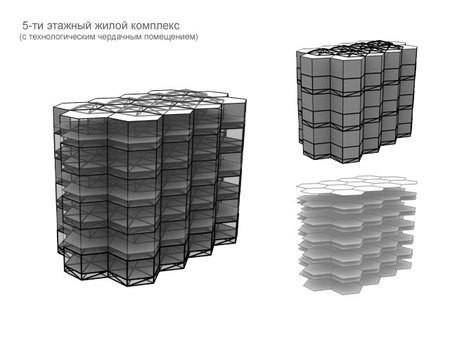 Monosota — инновационное строительство. Изображение № 1.
