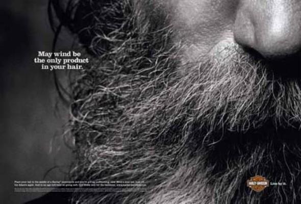 Harley Davidson: реклама легенды. Изображение № 18.