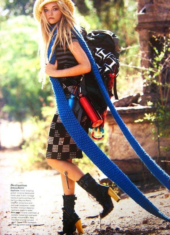 Индийское лето (Vogue Australia). Изображение № 6.