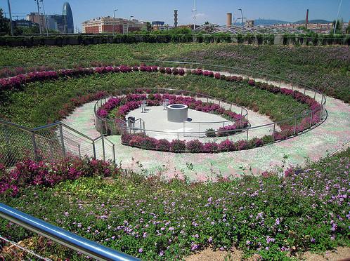 Изображение 29. Барселона: общественные пространства.. Изображение № 32.