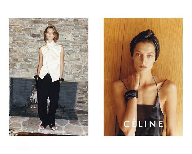 Alexander McQueen, Celine и LUBLU Kira Plastinina показали новые кампании. Изображение № 22.