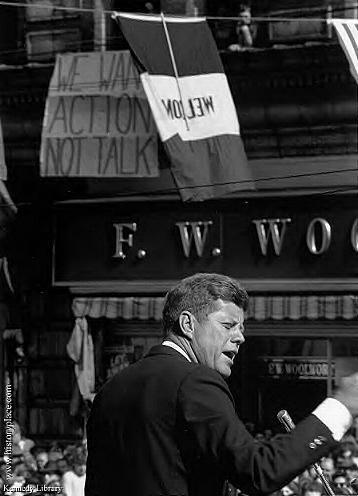 100 лет выборов в документальных фотографиях. Изображение № 31.