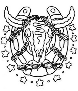 значение татуировки колючая проволока. Изображение № 5.