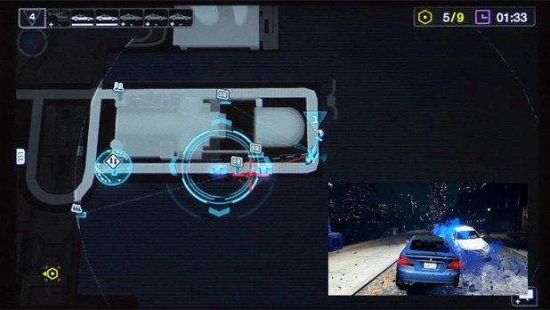 Ubisoft выпустила мобильную игру по Watch Dogs . Изображение № 4.