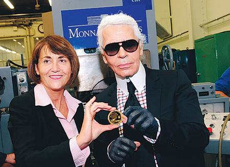 Coco Chanel появится намонете в5 евро. Изображение № 3.