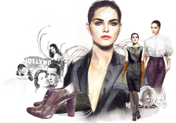 Fashion Illustration. Изображение № 10.