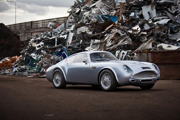 Воскрешение Aston Martin DB4 GT Zagato. Изображение № 3.