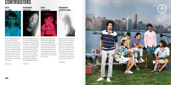 Лучшие журналы месяца на Issuu.com. Изображение № 41.