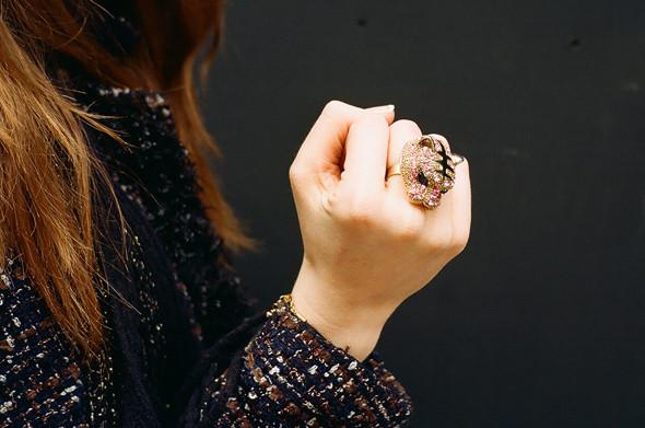 Изображение 25. Детали: London Fashion Week AW 2011.. Изображение № 25.