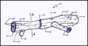 10 самых нелепых запатентованных изобретений. Изображение № 10.