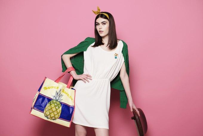 Click-boutique выпустили новый лукбук. Изображение № 1.