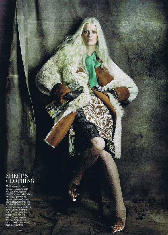 Съёмка: Стивен Майзел для американского Vogue. Изображение № 9.