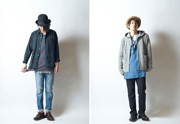 Victim Fall/Winter2012 Collection Lookbook. Изображение № 9.